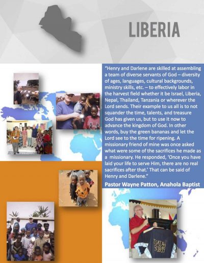 World-Mission-Testimonies - Liberia