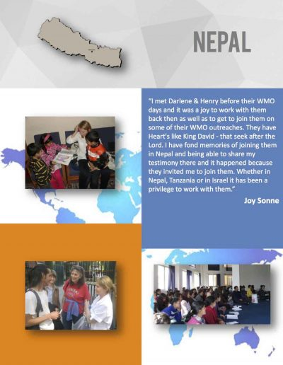 World-Mission-Testimonies - Nepal