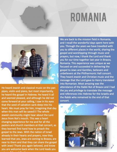 World-Mission-Testimonies - Romania